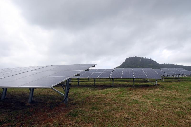Panvel, Grupo SKA e ERB inauguraram usina de energia fotovoltaica em Montenegro
