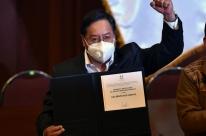 Presidente eleito da Bolívia é alvo de ataque com dinamite, mas sai ileso, diz agremiação