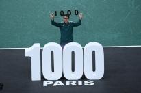 Número 2 do mundo, Nadal atinge marca de 1000 vitórias no circuito profissional do tênis