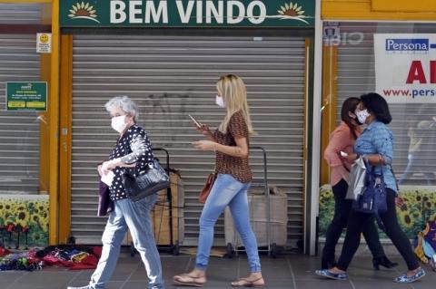 Brasil registra 279 mortes por Covid-19 em 24h e Rio Grande do Sul tem mais 20 óbitos