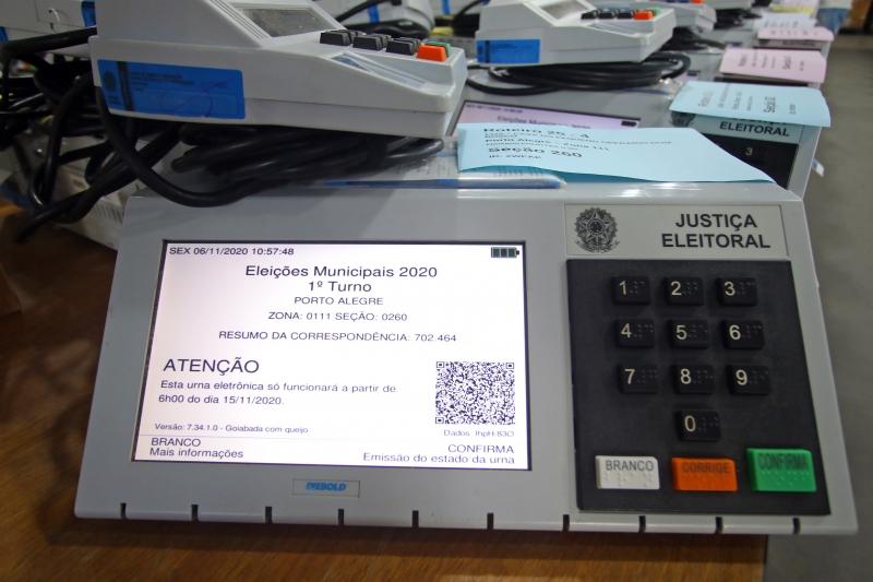 Dos 497 municípios gaúchos, seis ainda estão com o resultado das eleições sub judice