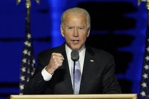 Com vitória de Biden nos EUA, mercados internacionais têm alta generalizada
