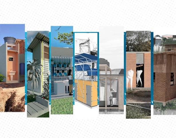 Projetos vencedores do concurso especial Nenhuma casa sem banheiro foram revelados no dia 4