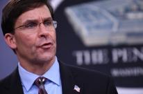 Trump demite chefe do Pentágono pelo Twitter