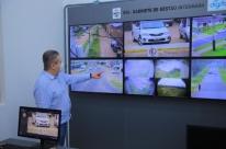 Pinhal apresenta sistema de monitoramento ao vice-governador