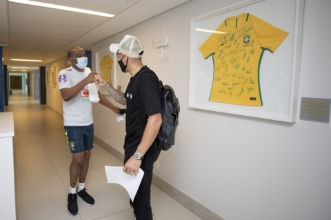 Convocados se reapresentam e seleção brasileira terá os dois últimos compromissos de 2020