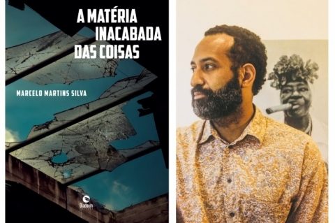 Marcelo Martins Silva lança novo livro de poemas pela Diadorim