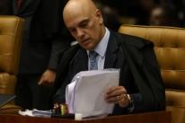 Ministro do STF Alexandre de Moraes está com Covid-19
