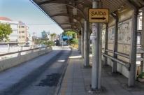 Corredores de ônibus de viadutos da Protásio com Carlos Gomes terão reforma