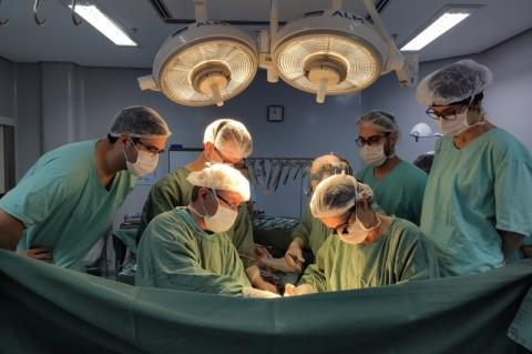 Santa Casa de Porto Alegre tem aumento de 50% nos transplantes em outubro