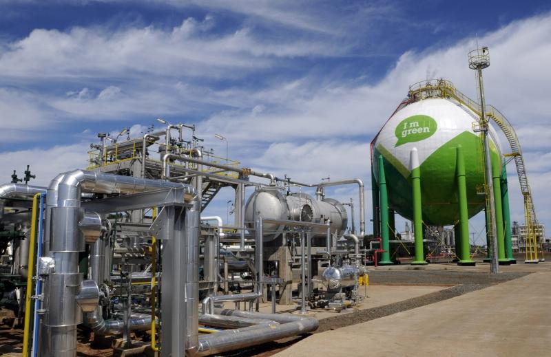 Empresa também quer zerar emissões de carbono até 2050