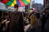 Casos de coronavírus crescem no Japão e na Coreia do Sul