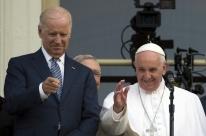 Papa parabeniza Joe Biden pela vitória na eleição norte-americana