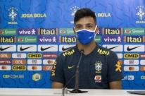 Positivo para Covid-19, Gabriel Menino é cortado da seleção brasileira