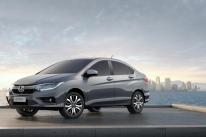 Honda apresenta a linha 2021 do City