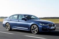 Novo BMW 530e M Sport é híbrido e sofisticado