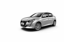 Peugeot 208 agora também tem a opção do câmbio manual