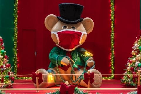 Pandemia altera Natal dos shoppings