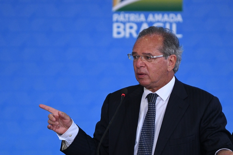 Ministro da Economia defendeu controle do endividamento público