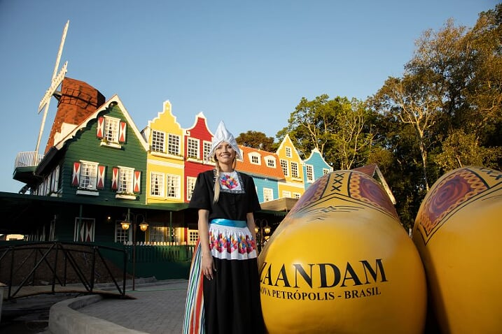 Inaugurada em 30 de outubro, Casa Zaandam encanta e surpreende em Nova Petrópolis