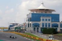 Verstappen é o mais rápido na Turquia