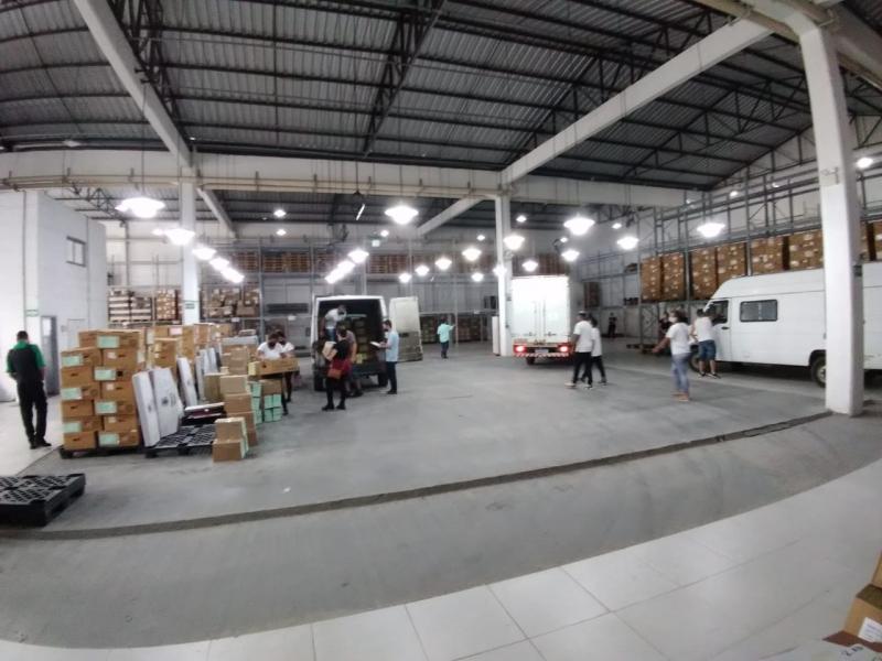 TRE-RS montou uma megaoperação para levar as urnas de prédio na Zona Norte até seções