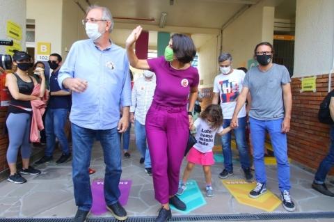 Manuela aposta na participação popular para superar polarização política, caso vença eleição