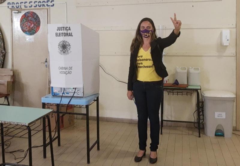 Candidata do PSOL acredita ter fortalecido ideias e propostas