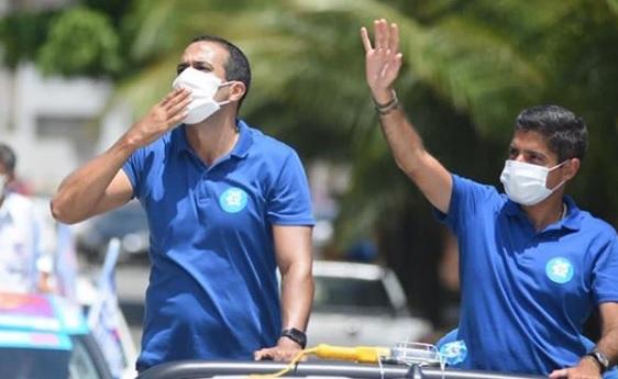 Bruno Reis vence no primeiro turno, para a sucessão de ACM Neto na prefeitura baiana