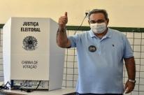Natal: com 100% das seções apuradas, Álvaro Dias (PSDB) é reeleito com 56,58%
