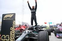 Mesmo dominante, Lewis Hamilton ainda tem recordes a buscar