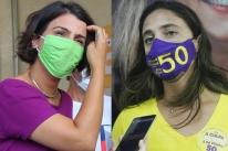 Manuela contará com o apoio de Fernanda Melchionna no segundo turno em Porto Alegre