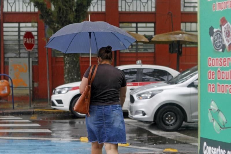 Porto Alegre pode ter pancadas de chuva isolada e passageira