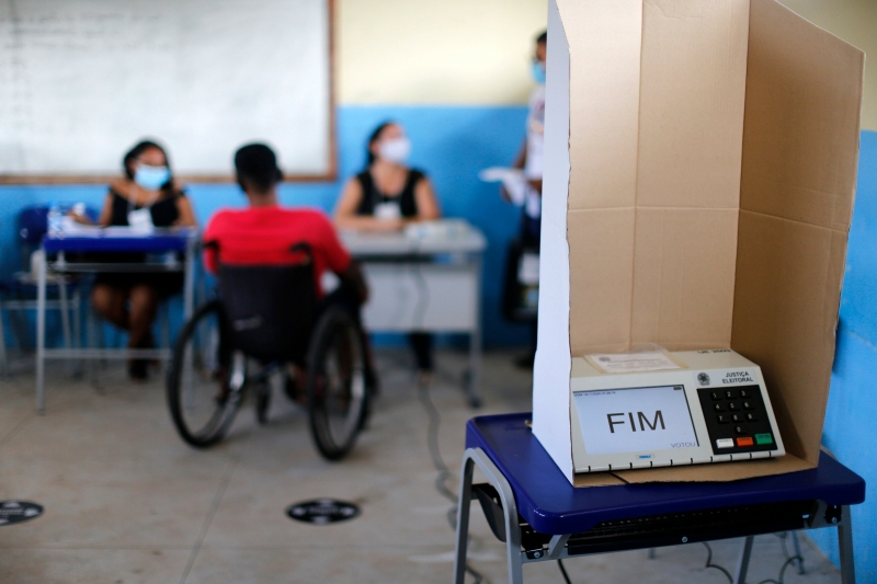 Em 18 capitais, eleitores voltarão às urnas no dia 29 de novembro