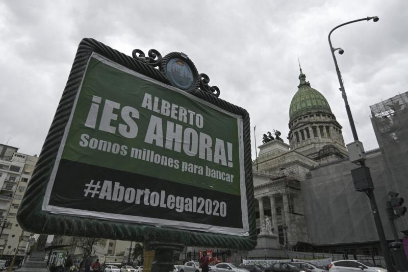 Atualmente, o aborto é permitido na Argentina apenas em casos de estupro e de risco de morte para a mãe