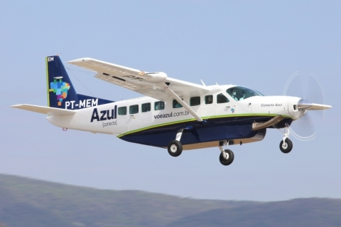 Azul terá voos para Canela e Torres a partir de dezembro