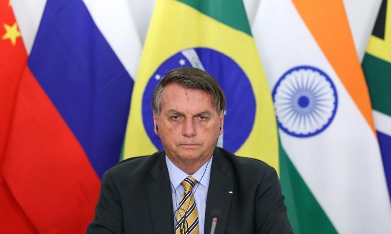 Presidente voltou a criticar 'ataques' em relação às queimadas e ao desmatamento na Amazônia
