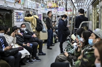 Japão tem recorde diário de casos de coronavírus, com salto em Tóquio