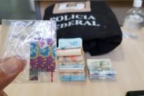 Operação combate tráfico de drogas e armas no RS