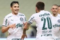 Palmeiras empata com o Ceará e vai à semifinal