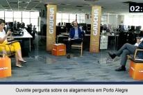 Manuela e Melo divergem sobre ações na pandemia em primeiro debate do 2º turno