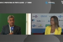 Na Federasul, Melo defende PPPs para desenvolver Porto Alegre