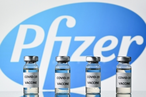 Estudo indica que vacina da Pfizer é eficaz contra cepa inglesa do coronavírus