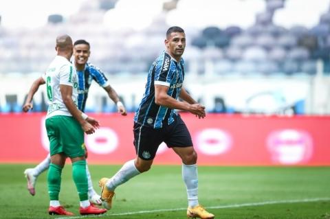 Copa do Brasil: Em ritmo de treino, Grêmio bate o Cuiabá e avança à semifinal