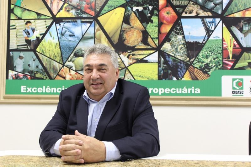 Barbieri lembra que triticultores pagam o seguro agrícola mais caro