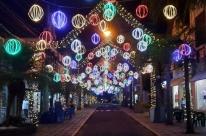 Pontos de Estrela começam a ser enfeitados para a chegada do Natal