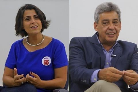Chocados com violência em supermercado, Manuela e Melo cobram medidas