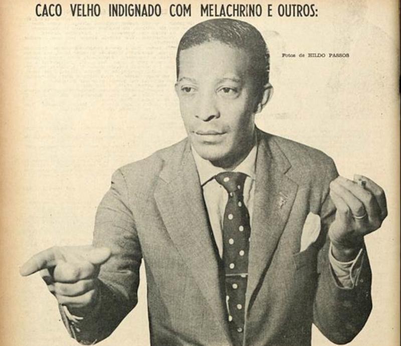 Músico concedeu entrevista ao jornal Radiolândia em 1959 sobre 'Mãe Preta', seu maior sucesso