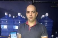 Novo app conecta entregadores de água a consumidores em Porto Alegre