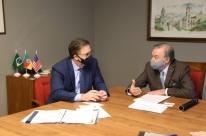 Embaixador dos EUA e presidente da Fiergs se reúnem para tratar de relações comerciais